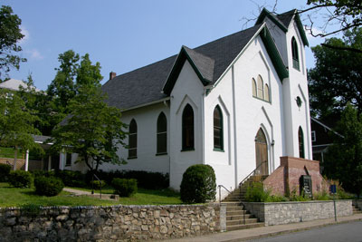 Berkeley Springs Presbyterian Church