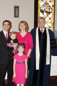 Iris Baptism